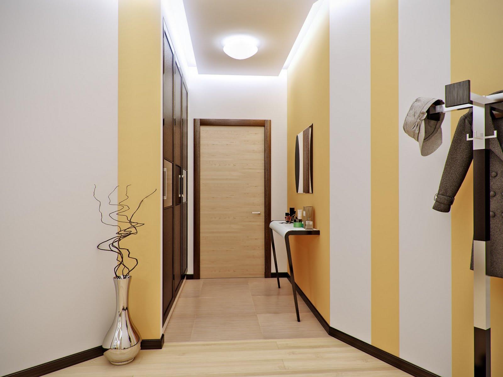 Решения для длинных коридоров
