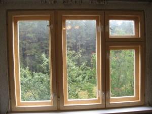 Сделайте индивидуальный выбор: деревянные окна, пластиковые или алюминиевые