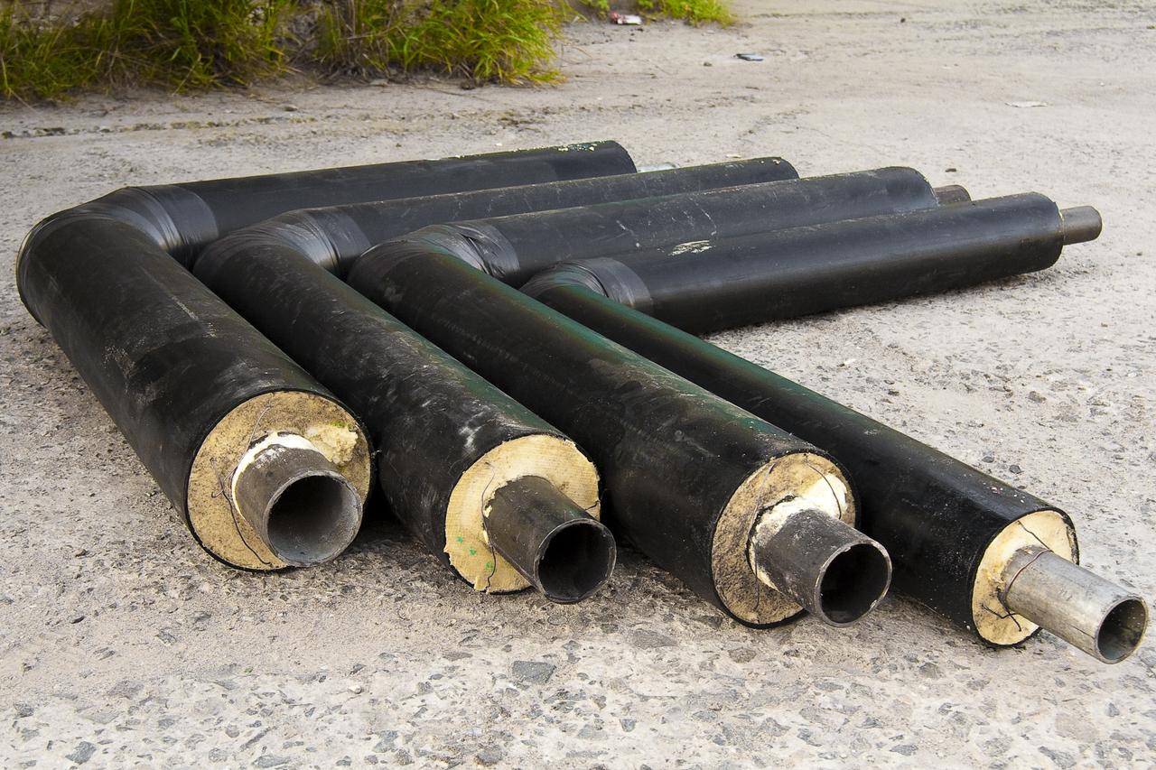 Системы предизолированных трубопроводов