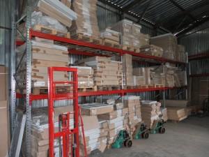 Складские стеллажи — обязательное условие рационального и удобного размещения грузов