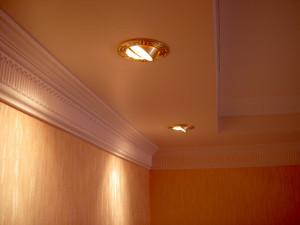 Ставим мебельные светильники