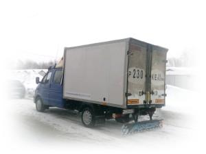 Транспорт для перевозки офиса: куда мы денем мебель?