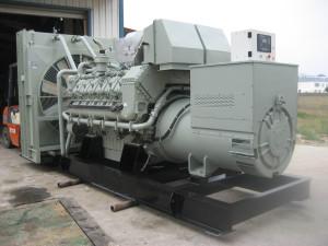 Устройство дизельной установки