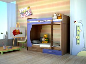 Важные аспекты оформления дизайна интерьера детской комнаты