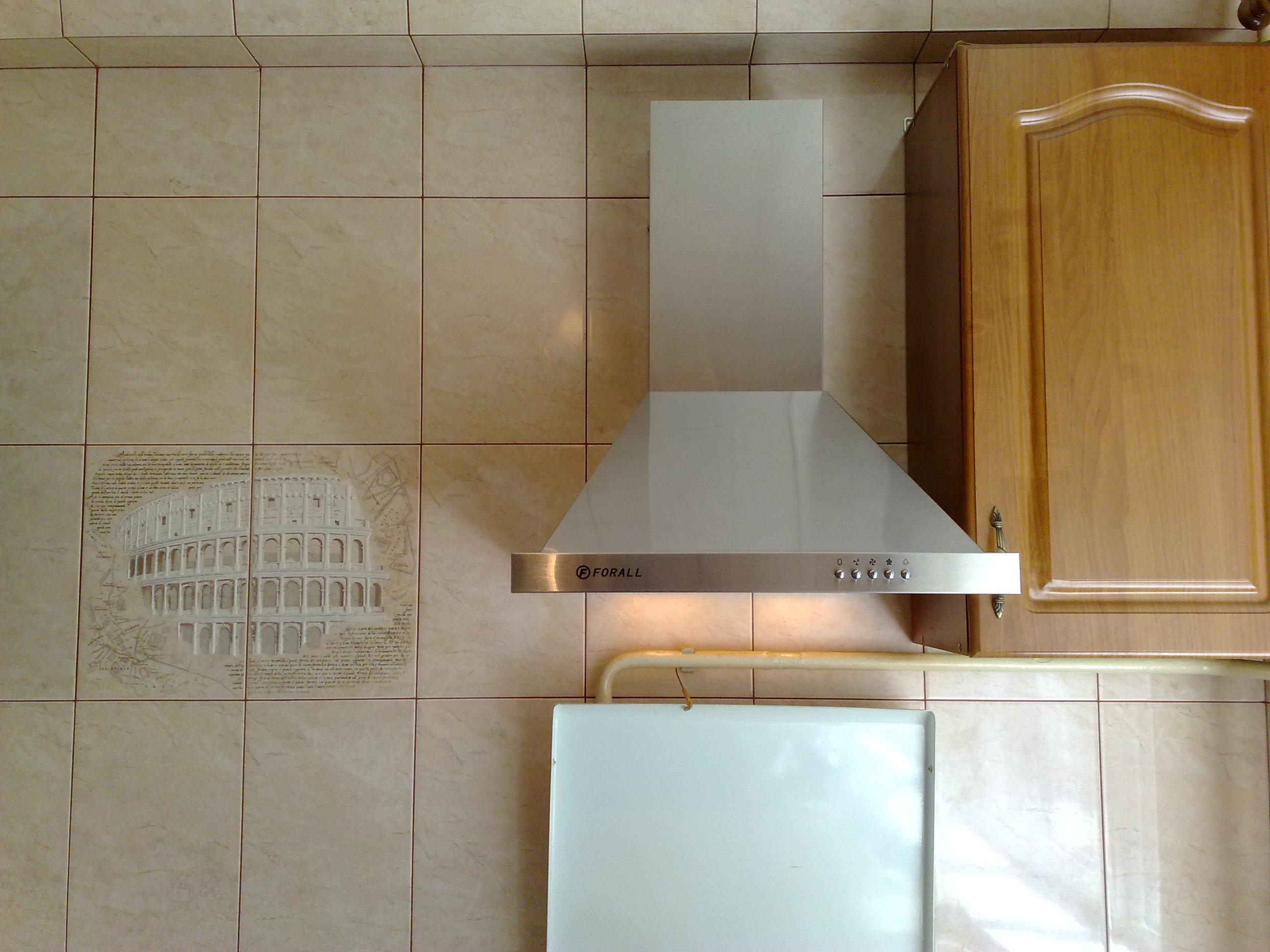 Вентиляция кухни: некоторые особенности