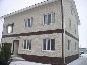 Хороший выбор для отделки фасада и кровли дома