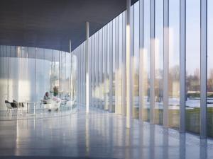 Японский дуэт архитекторов SANAA, лауреатов престижной Притцкеровской премии