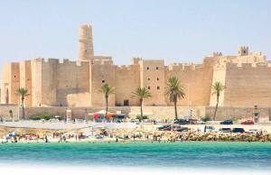 Белопесчаные пляжи Туниса