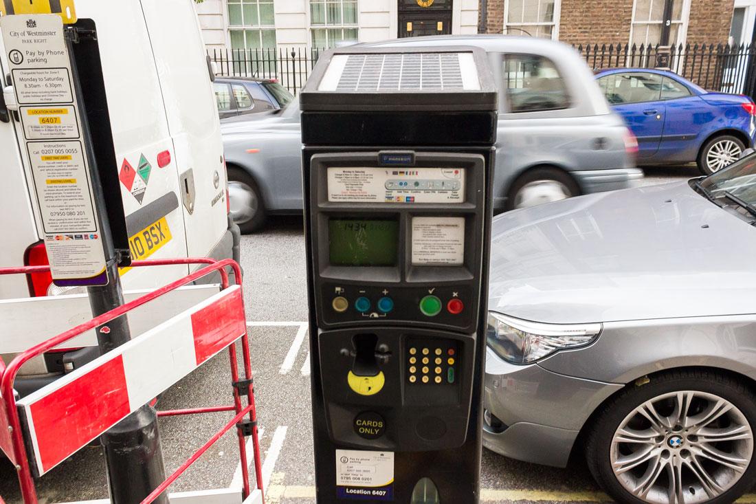 Что такое паркомат?
