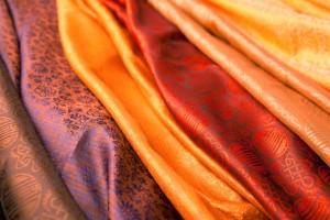 Готовые ткани для шитья