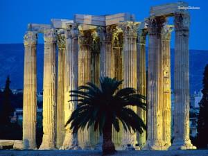 Греция - мифы и легенды