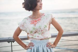Как правильно выбрать блузу?