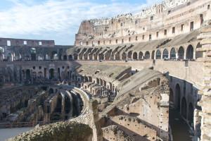 Колизей - осколок древней империи