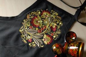 Машинная вышивка — облагораживание вашего дома