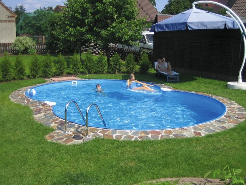 Не бойтесь построить бассейн сами