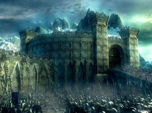 Осада замка