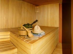 Основные преимущества русской бани