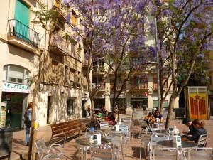 Район Эль-Борн в Барселоне