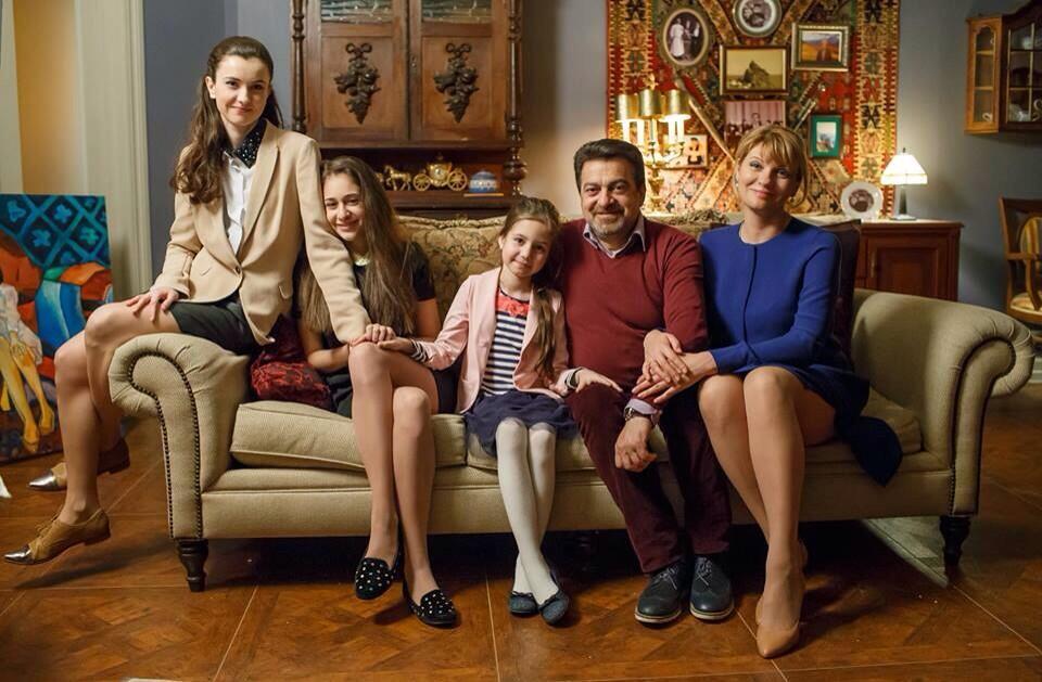 Самые лучшие семейные российские сериалы