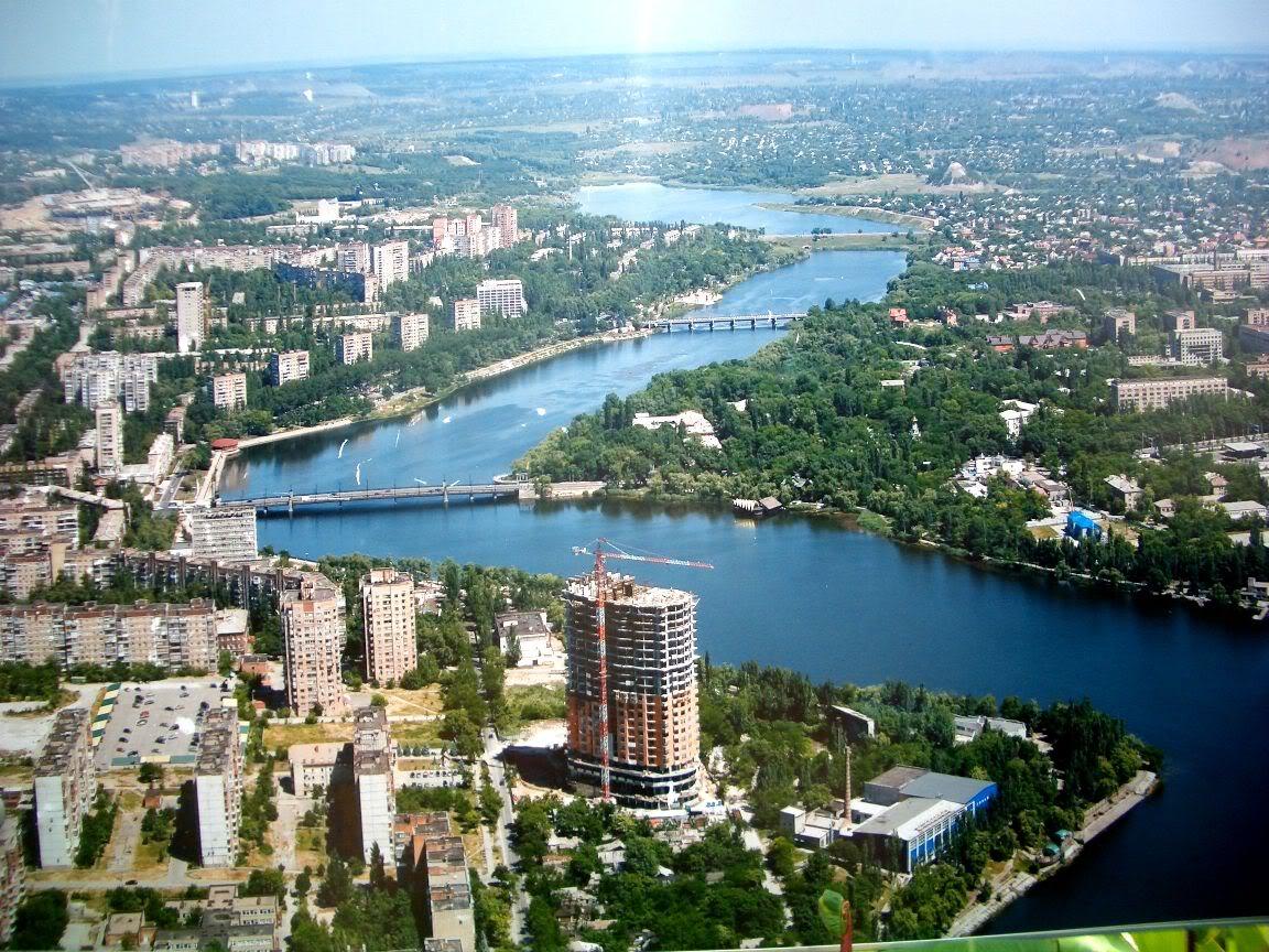 Туризм и отдых в Донецке
