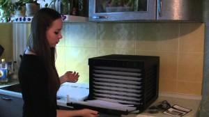 Умелый помощник на кухне по названию дегидратор