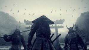 Воины-самураи