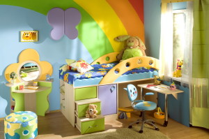 10 советов по выбору детской мебели