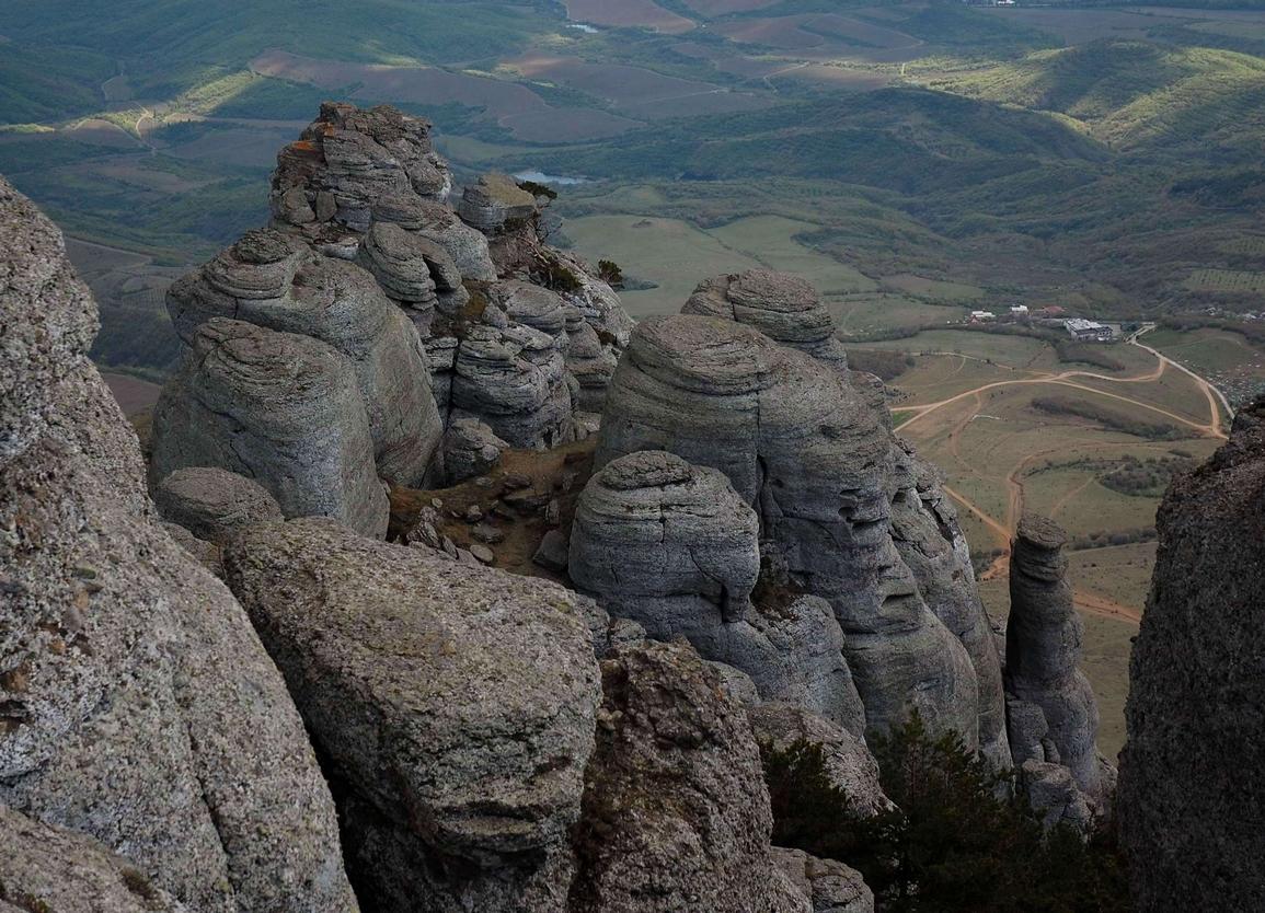 Во власти Крымских гор