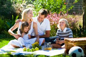 Как интересно провести выходные с семьей?