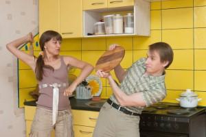 Как научиться не ссориться с мужем?