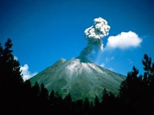 Как построить вулкан своими руками быстро и просто