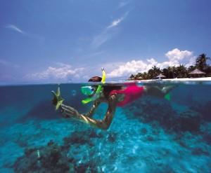 Мальдивы: живописная экзотика