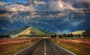 Новая Зеландия – леса, горы, пляжи, ледники