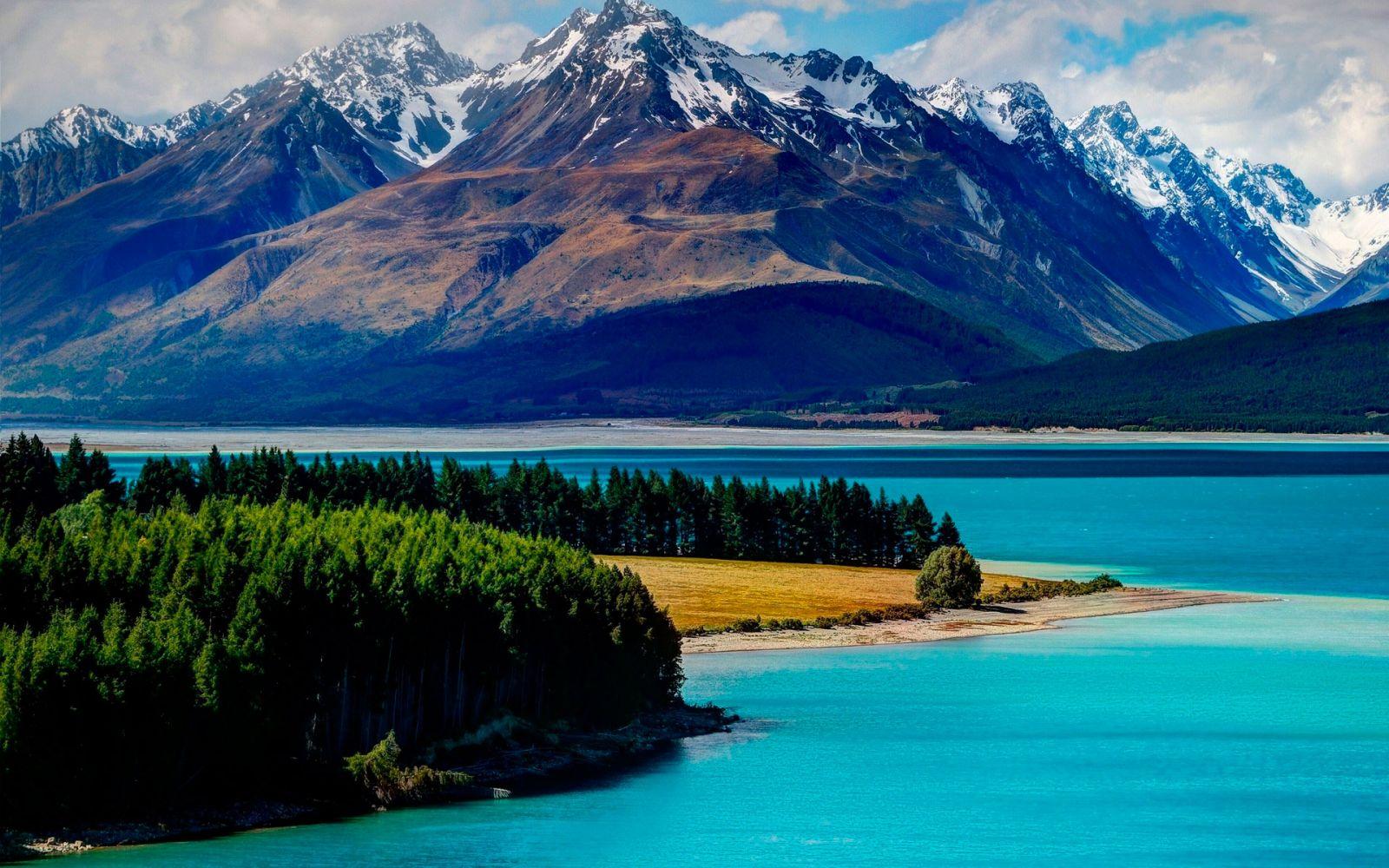 Новая Зеландия - страна, в которой Средиземье стало реальностью