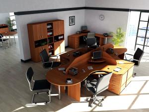 Новейшие тенденции офисной мебели