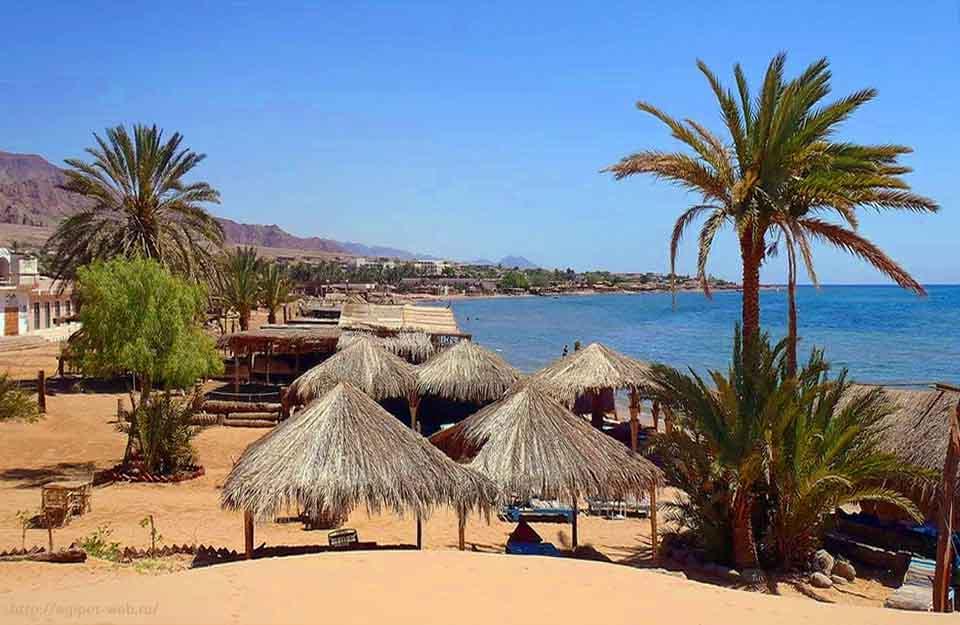 Нувейба - прекрасное путешествие по Синайскому полуострову