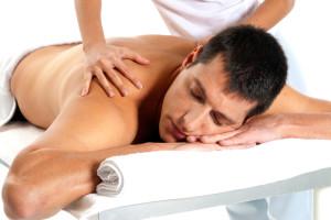 Остеохондроз и массаж