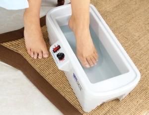 Парафиновые ванночки для ног