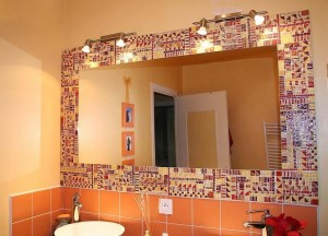 Подбираем зеркало в ванную