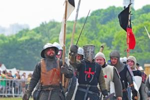 Средневековые захватчики
