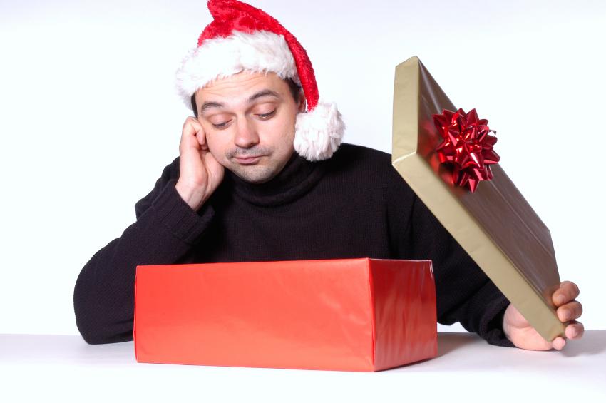 ТОП самых неудачных новогодних подарков