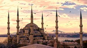 Турция - страна на пересечении двух миров