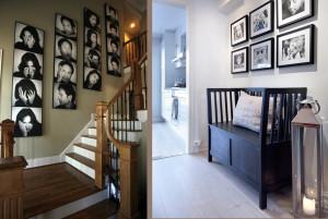 Укрась свой дом с помощью любимых фотографий!