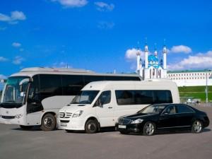Услуги аренды транспорта от компании TransVIP