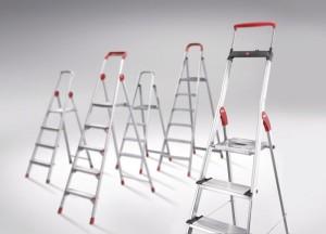 Виды и применение алюминиевых лестниц-стремянок