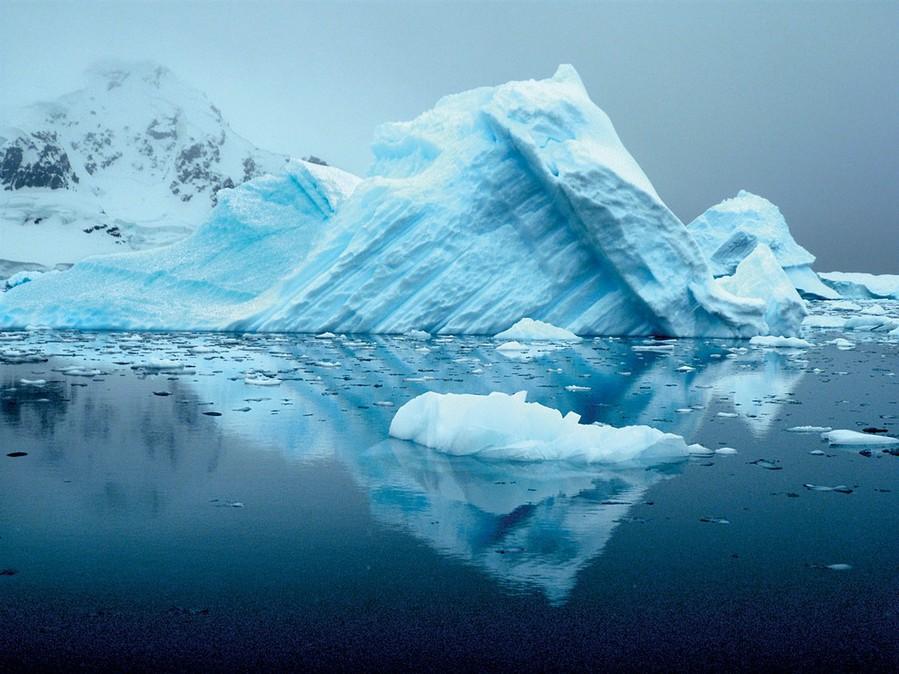 Загадочная Антарктида