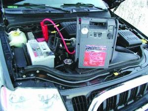 Зарядка, которая подойдет к любому автомобильному аккумулятору