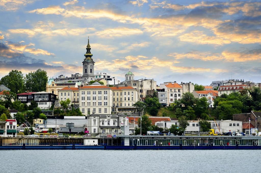 Белград – место для прекрасного отдыха