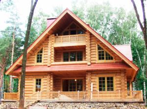 Деревянные дома - выбор 21 века