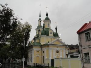 Екатерининская церковь в Пярну